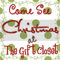 Christmas at the Gift Closet